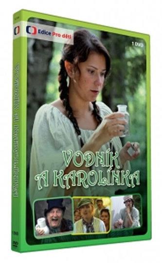 Vodník a Karolínka - DVD - neuveden