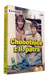 Chobotnice z II. Patra - 4 DVD