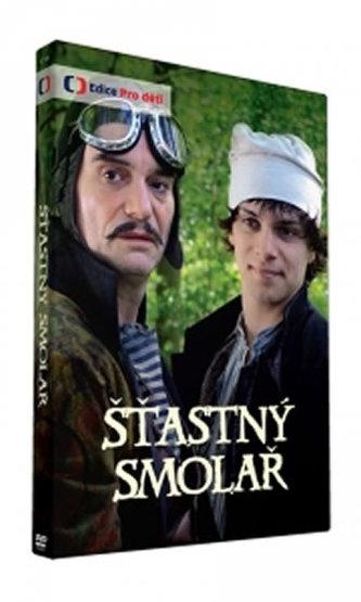 Edice České televize - Šťastný smolař - DVD