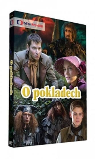 Edice České televize - O pokladech - DVD