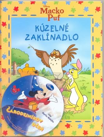 Macko Puf - Kúzelné zaklínadlo + CD