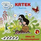 Krtek - Hraj si se samolepkami