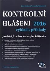 Kontrolní hlášení 2016 výklad s příklady