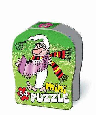 Bonaparte - Puzzle MINI 54 Křemílek a Vochomůrka