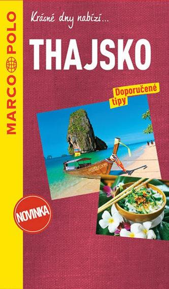 Thajsko / průvodce na spirále s mapou MD - neuveden