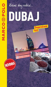 Dubaj / průvodce na spirále s mapou MD