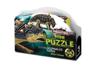 Puzzle MINI 54 Prehistoric Euoplocephalus tutus