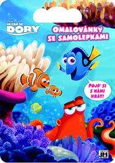 Hledá se Dory - Kreativní blok A4