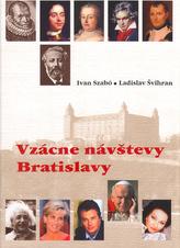 Vzácne návštevy Bratislavy