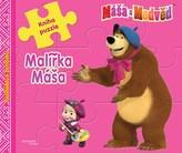 Máša a medvěd Malířka Máša