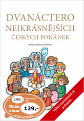Dvanáctero nejkrásnějších českých pohádek