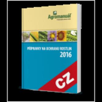 Přípravky na ochranu rostlin 2016