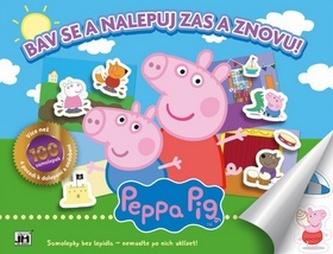 Peppa - Samolepkové album