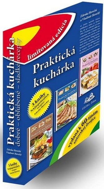 Praktická kuchárka - Zdenka Horecká