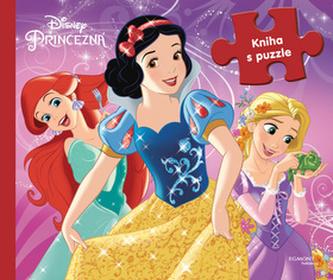 Princezná Kniha s puzzle