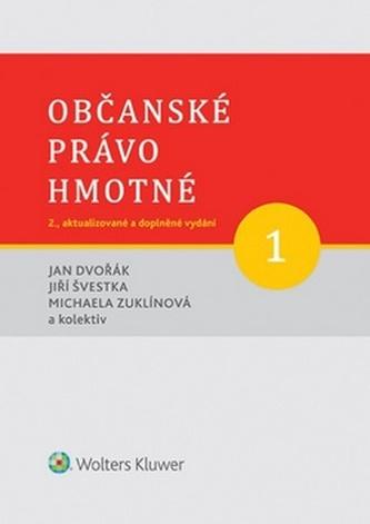 Občanské právo hmotné 1 - Jan Dvořák
