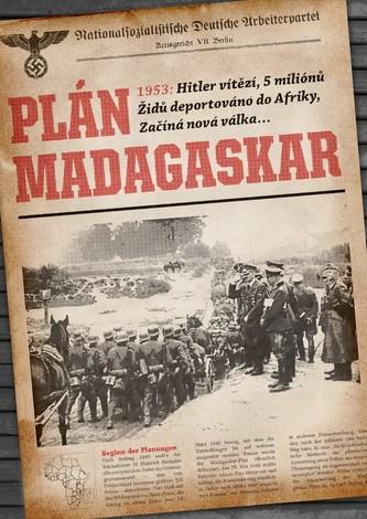 Plán Madagaskar - Guy Saville
