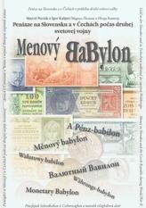 Peniaze na Slovensku a v Čechách počas druhej svetovej vojny