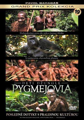 Pygmejovia - deti džungle