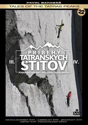 Príbehy tatranských štítov III+IV - Pavol Barabáš