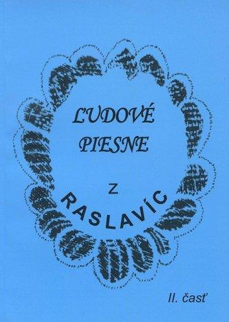 Ľudové piesne z Raslavíc