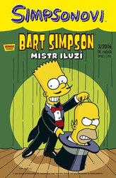 Simpsonovi - Bart Simpson 3/2016 - Mistr iluzí