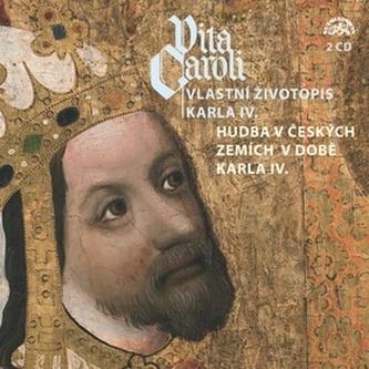 Vita Caroli Vlastní životopis Karla IV.