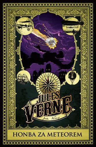 Honba za meteorem - Verne Jules