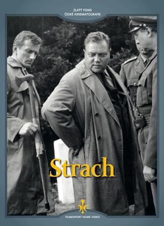 Strach - DVD (digipack)