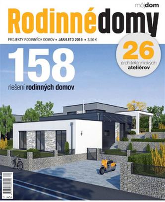 Rodinné domy Jar/leto 2016
