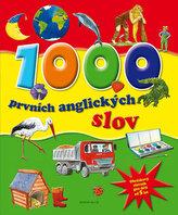 1000 prvních anglických slov - Obrázkový slovník pro děti od 5 let