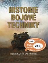 Historie bojové techniky