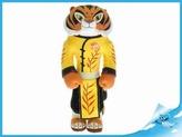 Kung Fu Panda 3 plyšová postavička Master Tigress