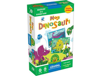 Moji dinosauři - Hra