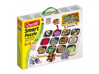Smart Puzzle magnetico Jungle - Oboustranné magnetické puzzle