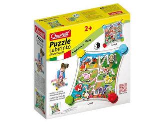 Puzzle Labirinto - Cestovní labyrintová hra