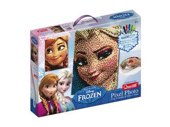 Pixel Photo Frozen - Vytvořte si portrét pomocí kolíčků