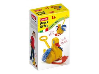 Quack & Flap - Jezdící kačenka