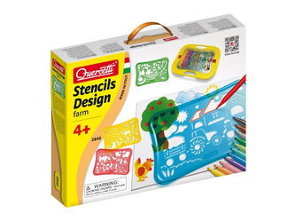 Stencils Design Farm - Šablony
