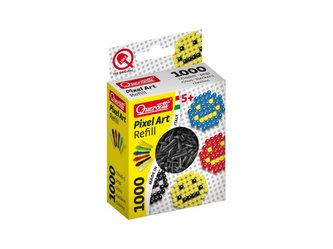 Pixel Photo Art 1000 – náhradní kolíčky černé