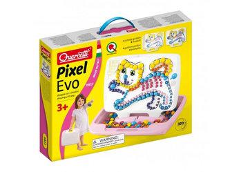 Pixel Evo Girl - Vytvořte si obraz pomocí kolíčků