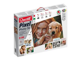 Pixel Photo 16 - Vytvořte si portrét pomocí kolíčků