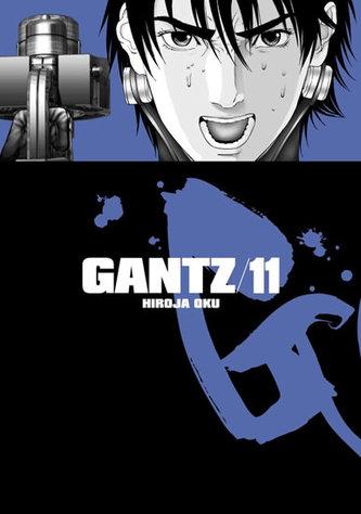 Gantz 11 - Oku Hiroja