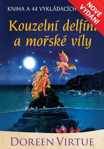 Kouzelní delfíni a mořské víly - Doreen Virtue