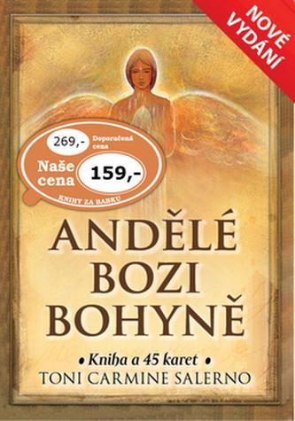 Andělé Bozi Bohyně - Sonia Choquette