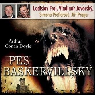 Pes baskervillský - CDmp3 (Čte Ladislav Frej, Vladimír Javorský)