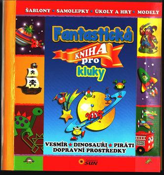 Fantastická kniha pro kluky