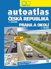 Autoatlas ČR + Praha 1:240 000