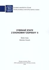 Vybrané state z ekonomiky dopravy II.