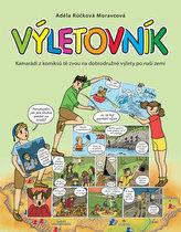 Výletovník - Kamarádi z komiksů tě zvou na dobrodružné výlety po naší zemi